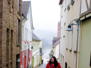 Rainy day in Remagen