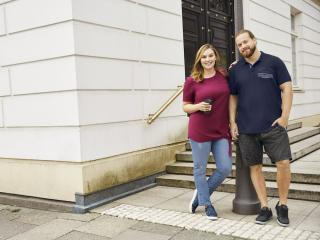 Plus Size Mode bei Lidl - August 2018